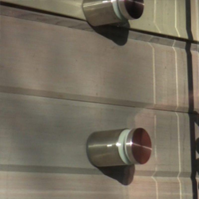 side-mounted balustrade